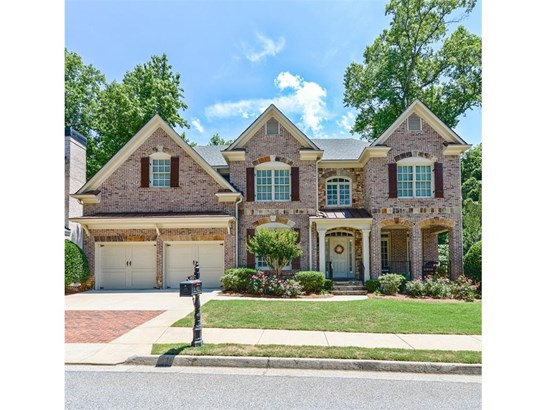 3233 Collier Gate Court, Smyrna, GA - USA (photo 1)