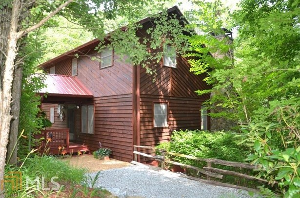 697 Moses Rd, Rabun Gap, GA - USA (photo 1)