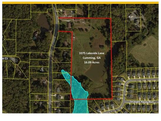 3375 Lakeside Lane, Cumming, GA - USA (photo 2)