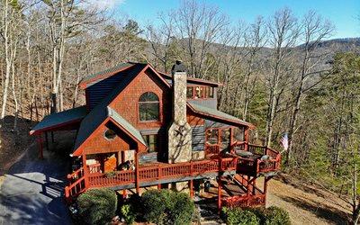 392 Shepherd's Ridge, Morganton, GA - USA (photo 1)