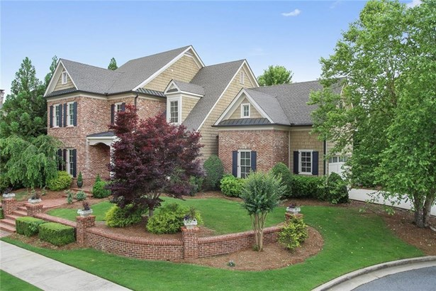 1537 Mossvale Court Nw, Kennesaw, GA - USA (photo 2)