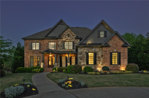 2615 Manor Creek Court, Cumming, GA - USA (photo 4)