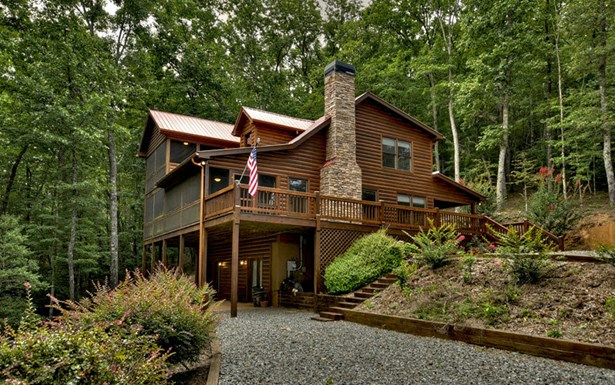 204 Critter Cove, Blue Ridge, GA - USA (photo 2)