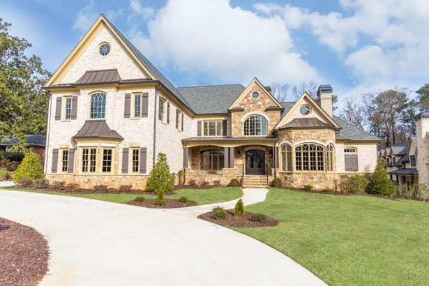 45 Mount Paran Road, Atlanta, GA - USA (photo 1)