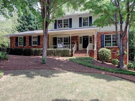 2829 Fontainebleau Drive, Dunwoody, GA - USA (photo 1)