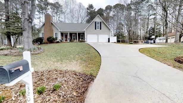 320 Walnut Grove Road, Peachtree City, GA - USA (photo 2)