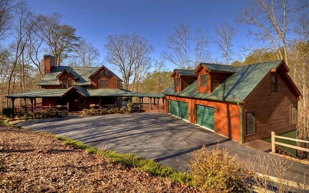 488 Toccoa River Forest, Mineral Bluff, GA - USA (photo 1)