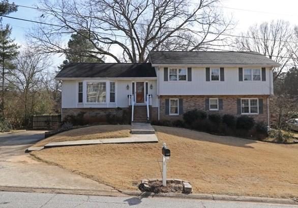 1487 Meadowcreek Court, Dunwoody, GA - USA (photo 1)
