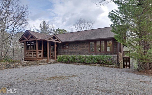 922 Burton Mountain Rd, Clarkesville, GA - USA (photo 2)