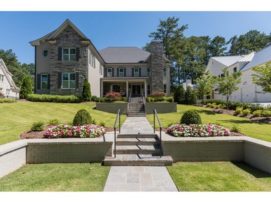 124 Interlochen Drive, Atlanta, GA - USA (photo 1)