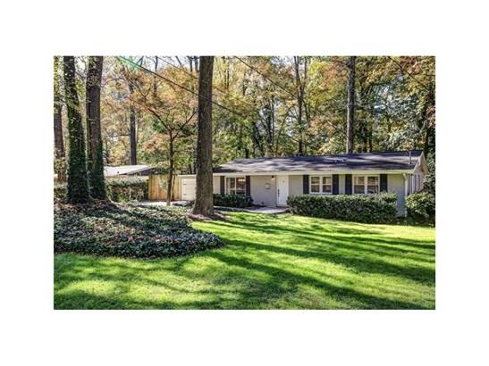 3660 Keswick Drive, Atlanta, GA - USA (photo 1)