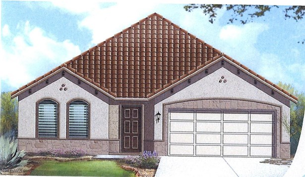 Contemporary, House - Sunland Park, NM