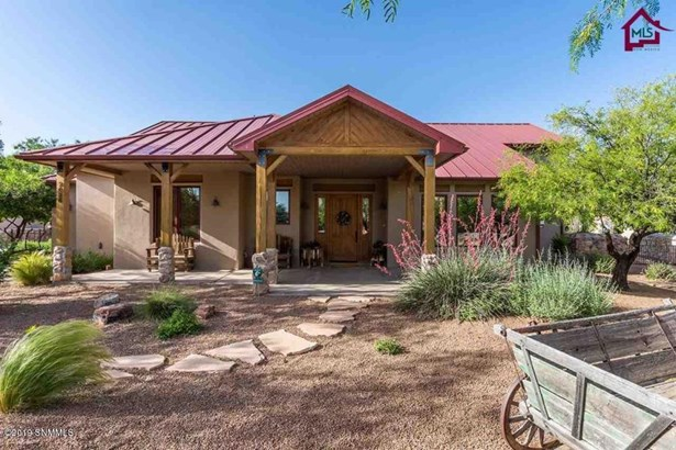 House, Southwestern - Las Cruces, NM