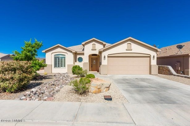 House, Contemporary,Ranch,Southwestern - Las Cruces, NM (photo 1)