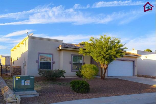 House, Southwestern - SANTA TERESA, NM (photo 2)