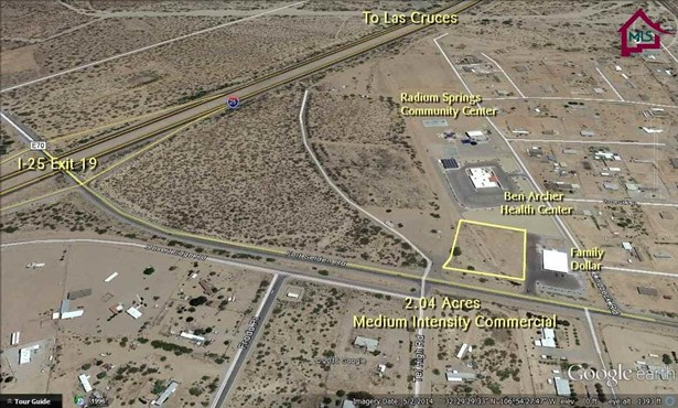 Commercial/Industrial Lots - Las Cruces, NM (photo 3)