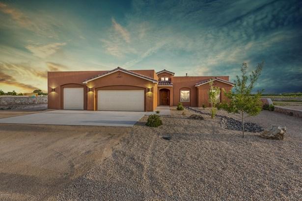 Contemporary, House - La Mesa, NM (photo 1)