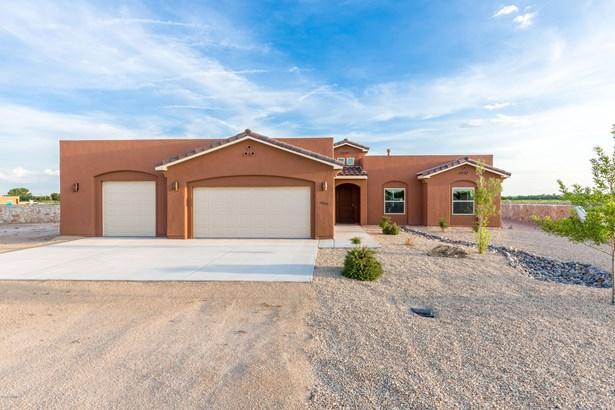 Contemporary, House - La Mesa, NM (photo 2)