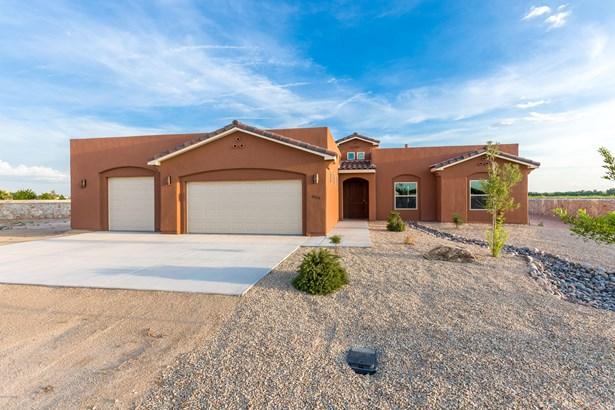 Contemporary, House - La Mesa, NM (photo 4)