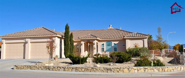 House, Ranch,Southwestern - Las Cruces, NM (photo 1)
