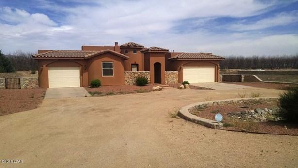 House, Southwestern - La Mesa, NM (photo 1)