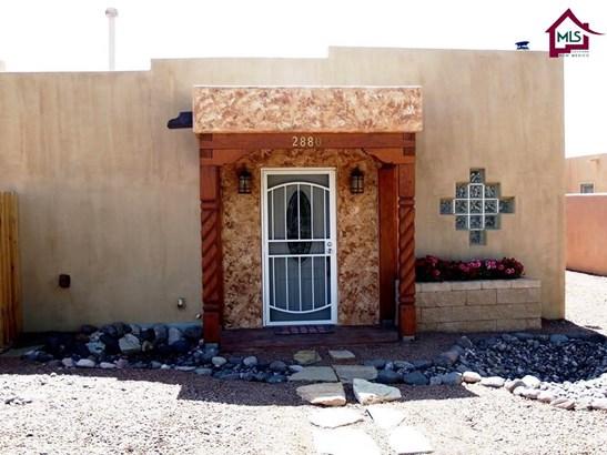 House, Southwestern - MESILLA, NM (photo 1)