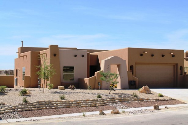 House, Contemporary,Southwestern - Las Cruces, NM (photo 1)