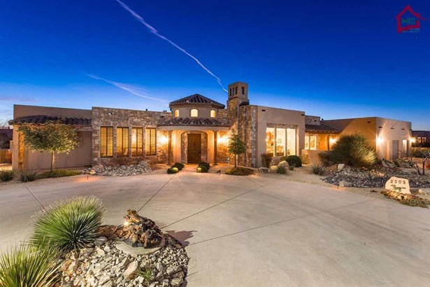 Contemporary, House - Las Cruces, NM (photo 1)