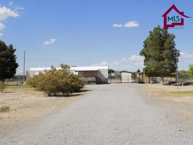 Single Wide MH, Manufactured/Mobile Home - RADIUM SPRINGS, NM (photo 1)