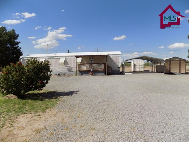 Single Wide MH, Manufactured/Mobile Home - RADIUM SPRINGS, NM (photo 2)