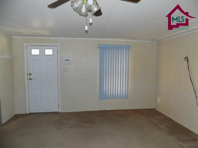 Single Wide MH, Manufactured/Mobile Home - RADIUM SPRINGS, NM (photo 3)