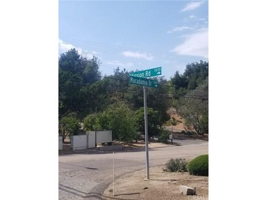 Land/Lot - Fallbrook, CA