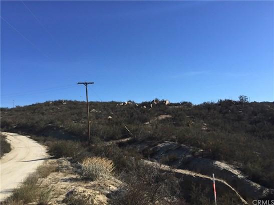 Land/Lot - Aguanga, CA