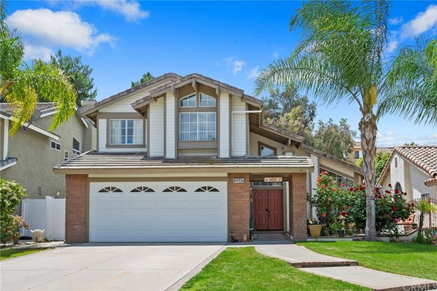 Single Family Residence - Corona, CA