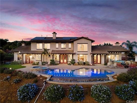 Single Family Residence, Mediterranean,Spanish - Bonsall, CA