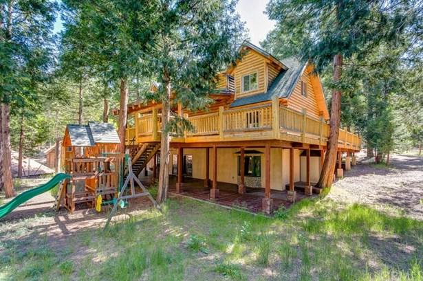 Single Family Residence, Log - Idyllwild, CA