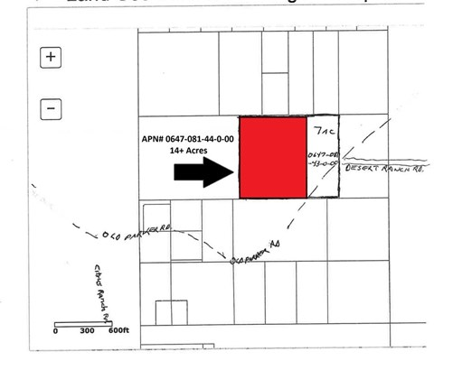 Land/Lot - Unincorporated, CA