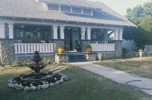 Bungalow,Craftsman, Single Family Residence - Redlands, CA
