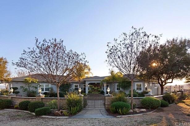 Single Family Residence, Mediterranean,Ranch - Hemet, CA (photo 2)