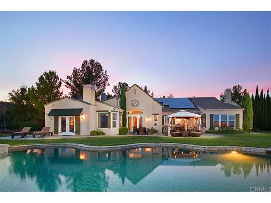 Single Family Residence, Custom Built,French - Temecula, CA (photo 1)