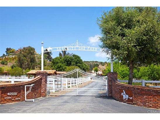 Single Family Residence, Custom Built,Mediterranean,Spanish - Murrieta, CA (photo 2)