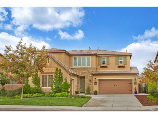 Mediterranean, Single Family Residence - Murrieta, CA (photo 1)