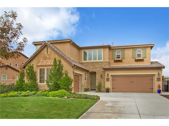 Mediterranean, Single Family Residence - Murrieta, CA (photo 2)