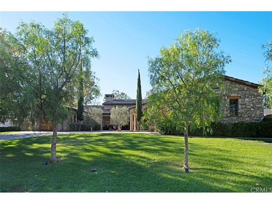Custom Built,Spanish, Single Family Residence - San Juan Capistrano, CA (photo 3)