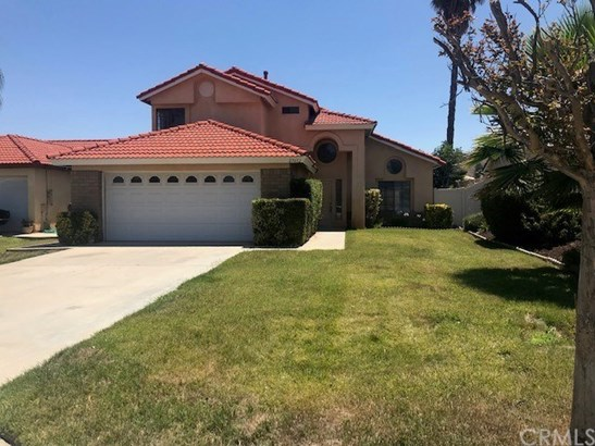 Single Family Residence - Menifee, CA