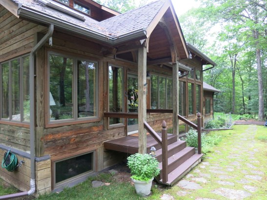 Detached, Log Home - Hawley, PA (photo 5)