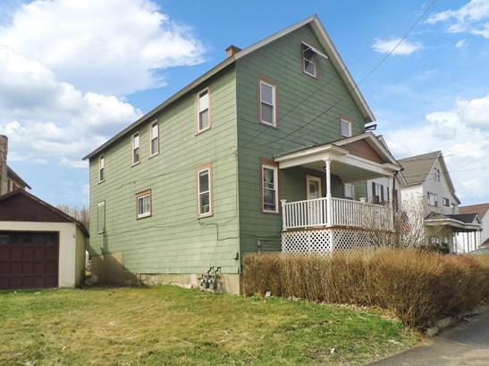 Built as Apartment - Carbondale, PA