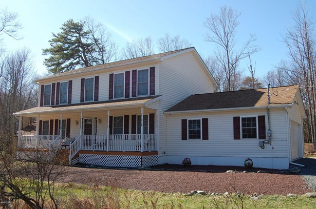 Colonial, Detached - Lords Valley, PA (photo 1)