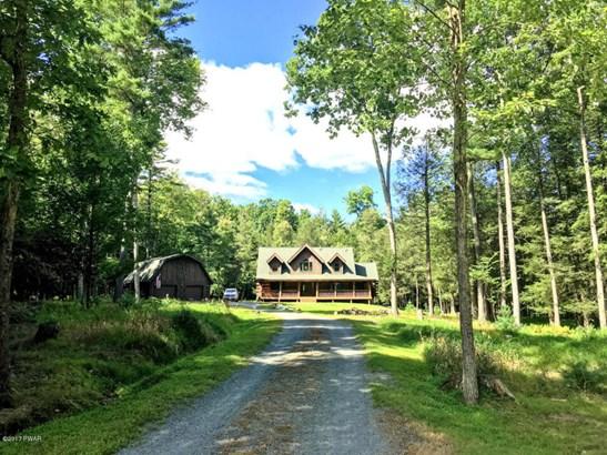 Cape Cod,Log Home, Detached - Lakeville, PA (photo 2)
