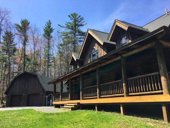 Cape Cod,Log Home, Detached - Lakeville, PA (photo 3)